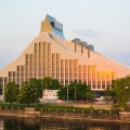 Latvian National Library - The Castle of Light
